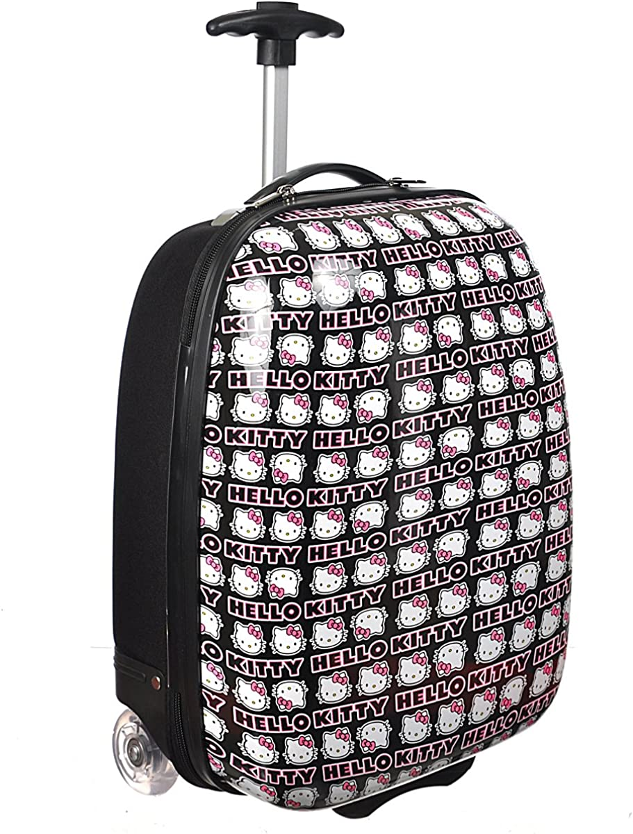 Sanrio Girls Hello Kitty Luggage