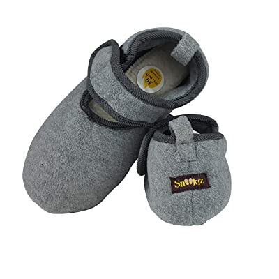 Elderly Slippers - Easy to wear for Older People- {Included} Microwave Heated Insoles to Help Blood Circulation - Perfect Cold Feet Solution | Slippers