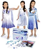 Disney Frozen 2 Elsa's Journey Dress Up Trunk Deluxe 17-Piece