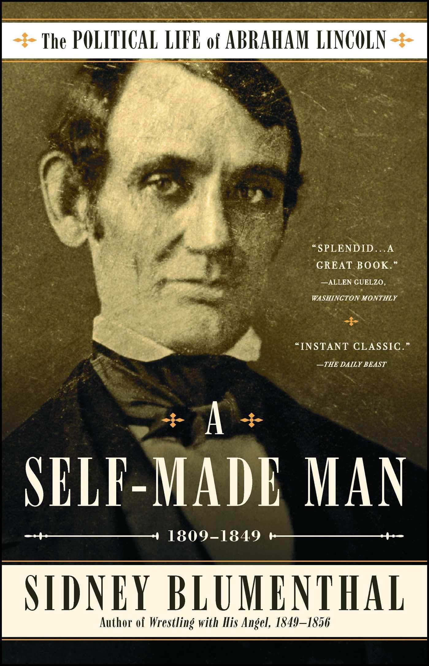 Abraham Lincoln, Volume I and II