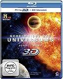 Geheimnisse des Universums 3D - Sonne/Mond (History) [3D Blu-ray + 2D Version]
