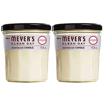 Mrs. Meyer's Clean Day Scented Candle