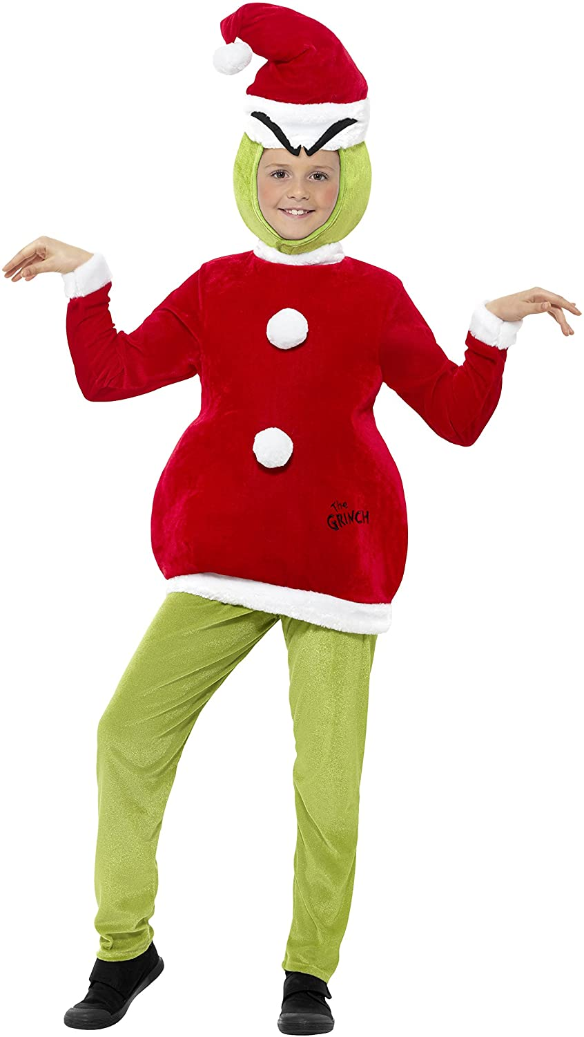 Smiffys 31846S The Grinch Costume (Small)