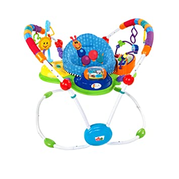 2e36f61d0e73 Amazon.com   Baby Einstein Musical Motion Activity Jumper ...