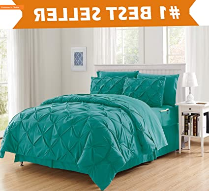 1a0a0624b1c3 Amazon.com: Mikash Best, Softest, Coziest 6-Piece Bed-in-a-Bag ...