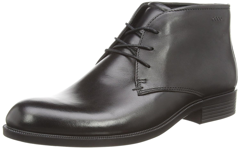 ECCO Mens Harold Plain Toe Chukka Boot