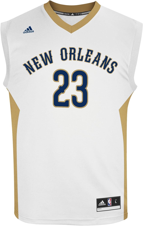 adidas NBA Mens Replica Player Home Jersey