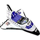Jr Space Explorer Child Inflatable Space Shuttle