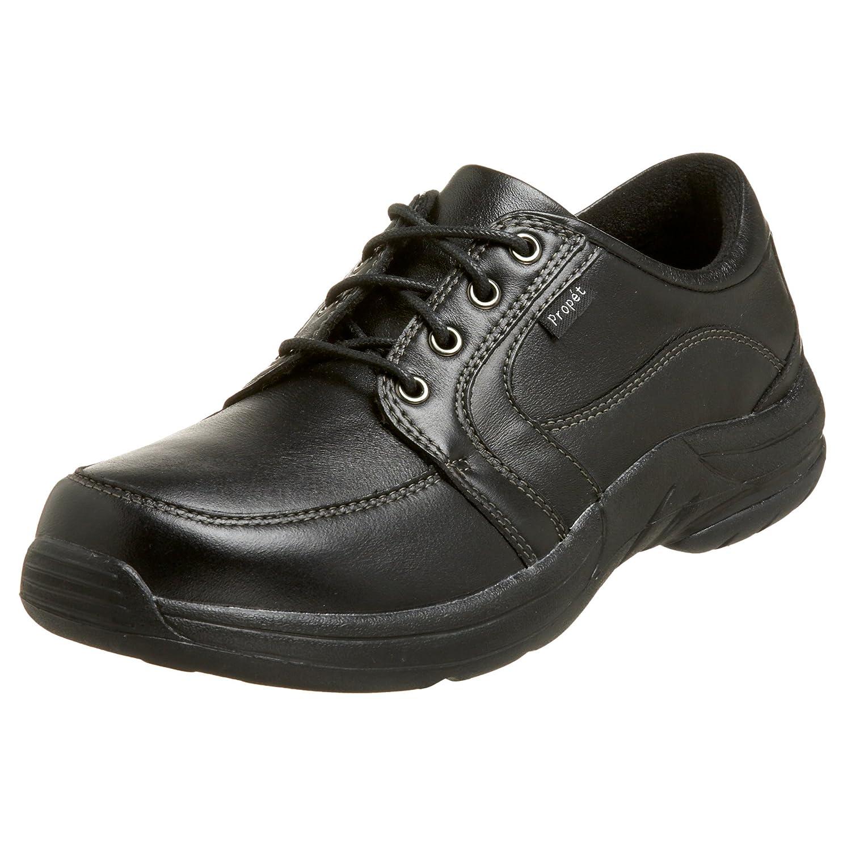 Propet Men's Commuterlite Walking Shoe 12 EEE|Black