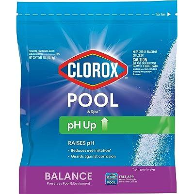 CLOROX Pool&Spa 12104CLX pH Up, 4 lb : Garden & Outdoor