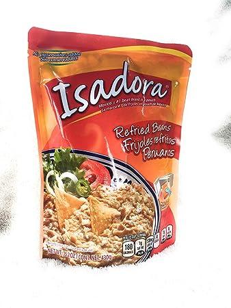 Isadora Bean Refried Peruanos, 15.2 oz