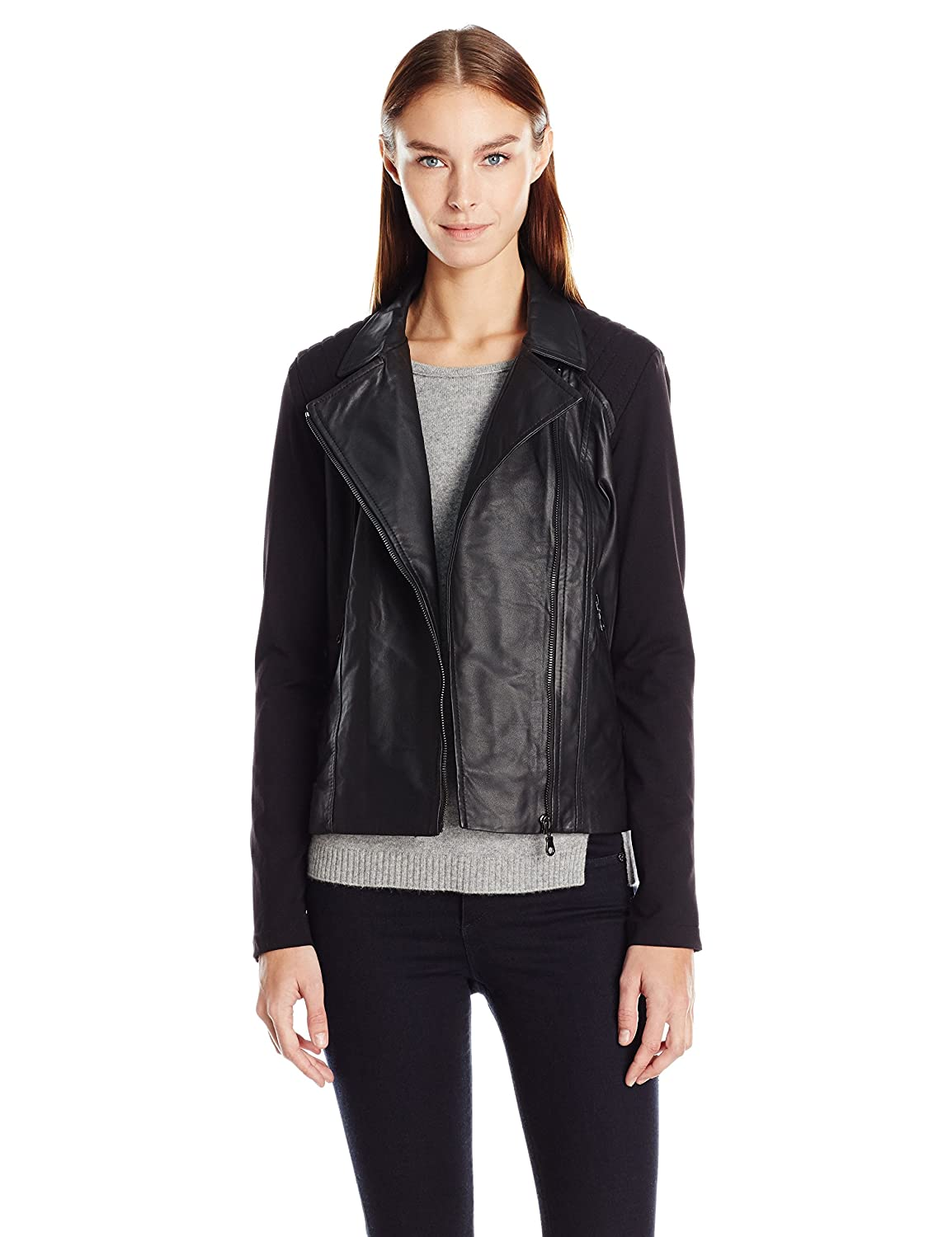 David Lerner Women's Motorcycle Jacket DAJ0064