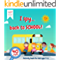 I spy back to school!: Activity book for kids ages 4-6. I spy with my little eye at school - A fun guessing game.