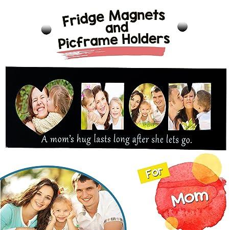 Imanes de nevera - magnético marco de fotos de mamá - picframe ...