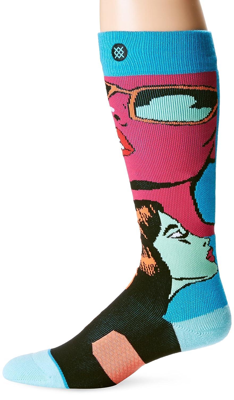 Stance Icona Snowboard Socks Blue