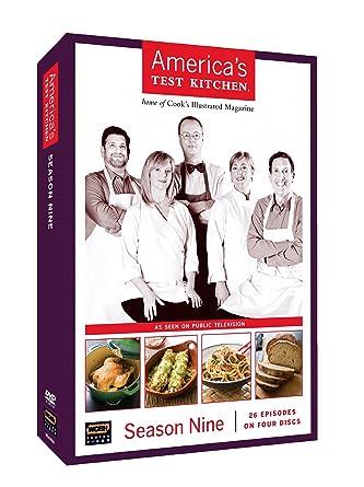 Amazon Com America S Test Kitchen Season 9 N A Movies