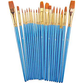 Paint Brush Set by heartybay