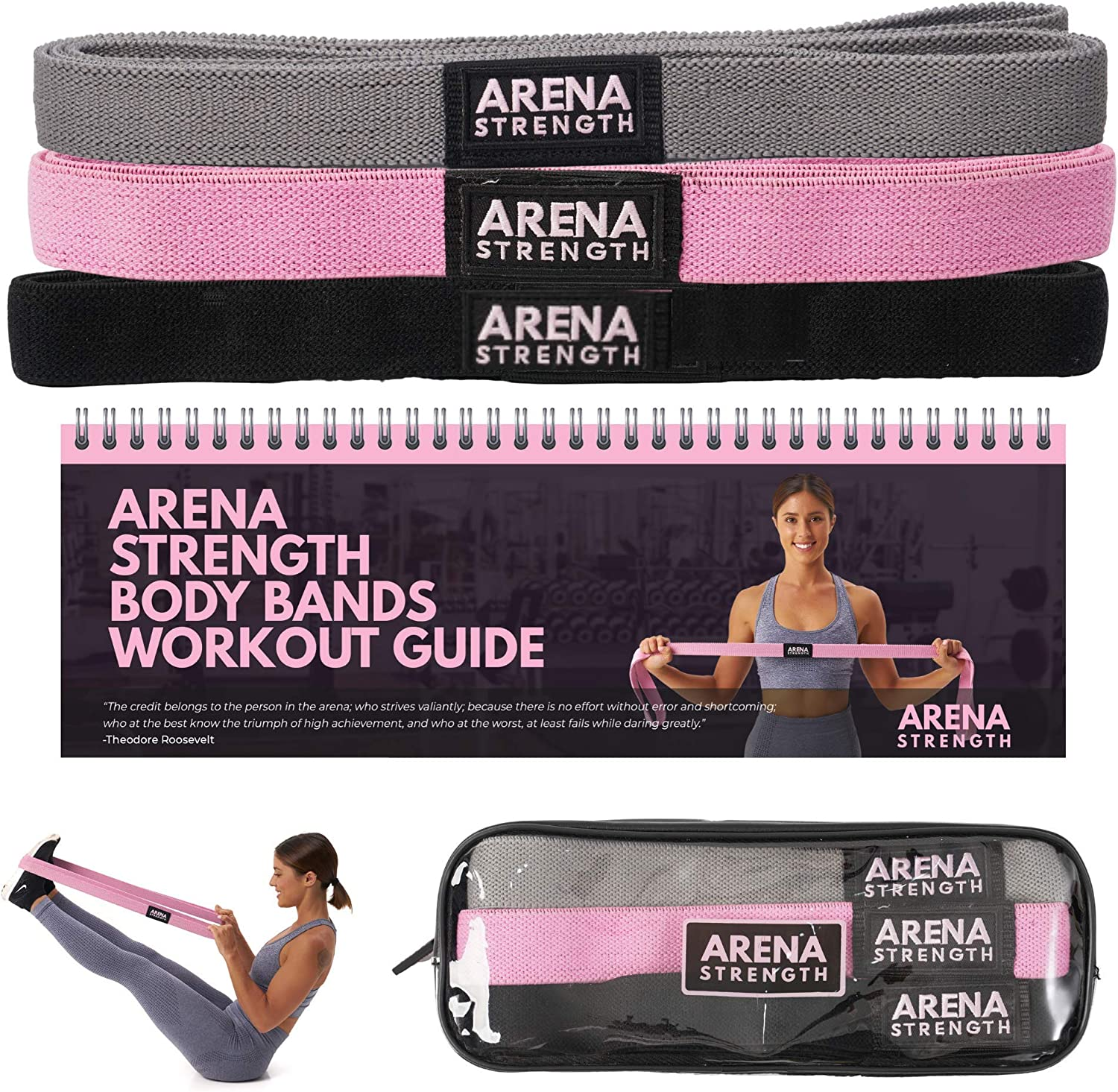 Weight Training Resistance Bands In Stock and Ready to Ship NOW Free Shipping!