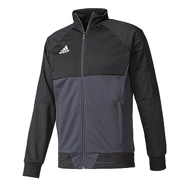 adidas Jungen Tiro 17 Polyester Trainingsjacke: