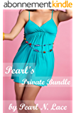 Pearl's Private Bundle (Transsexual Straight Male Romance) (Pearls Universe Book 2) (English Edition)