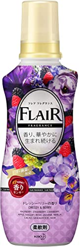 花王株式会社 フレア フレグランス ドレッシー&ベリーの香り 本体 570ml