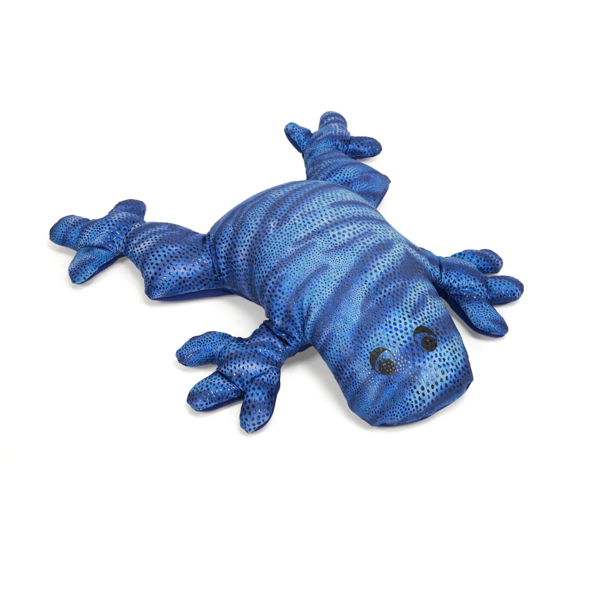 Manimo Frog Weighted Animal, 2.5kg, Blue