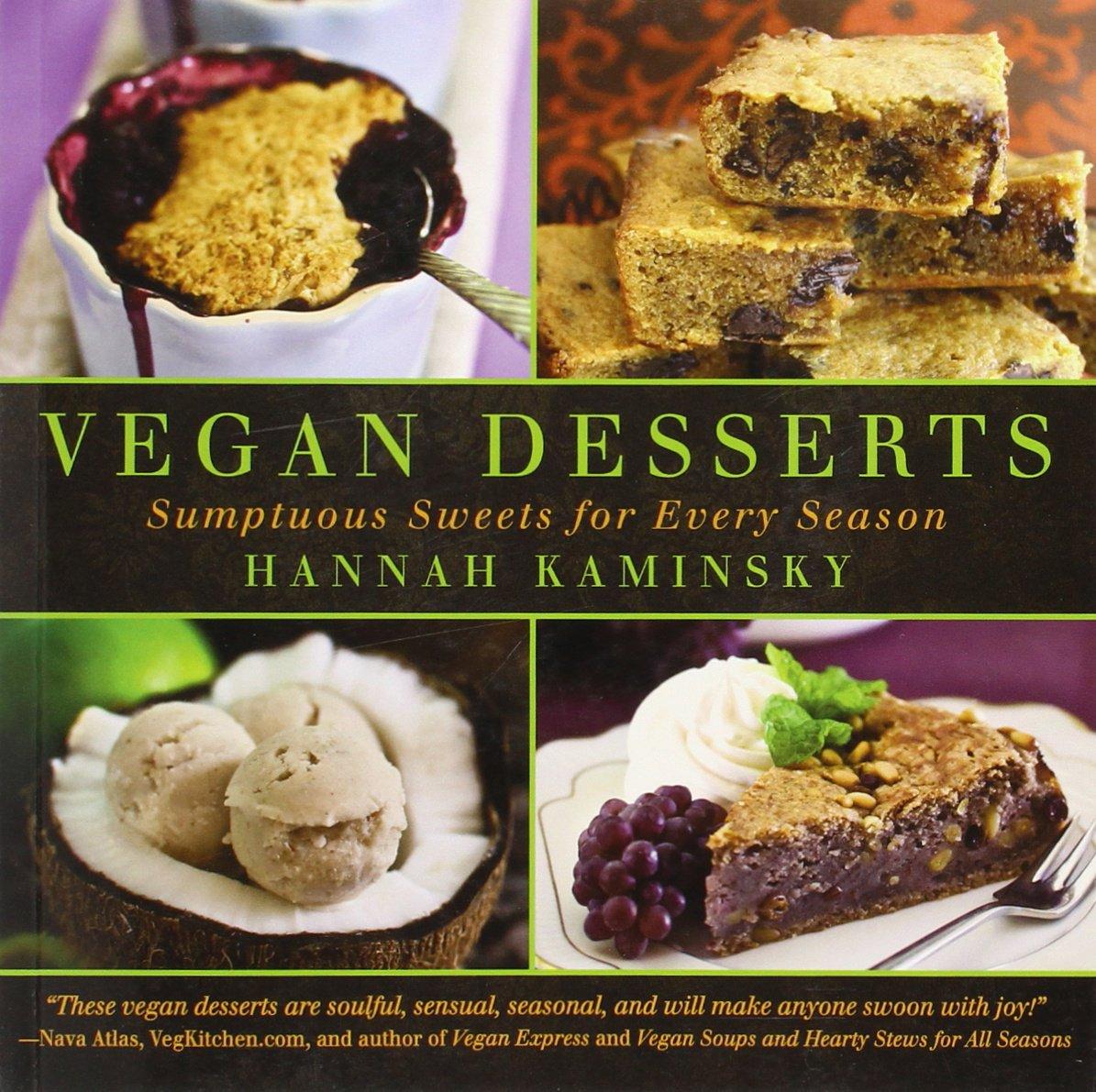 Vegan Desserts Sumptuous Sweets Season
