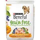 Purina Beneful Grain-Free With Real Farm-Raised Chicken Adult Dry Dog Food