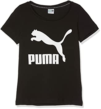 Classics Logo G Pour Puma Unique Tee Taille T Shirt Fille HwOOqd5