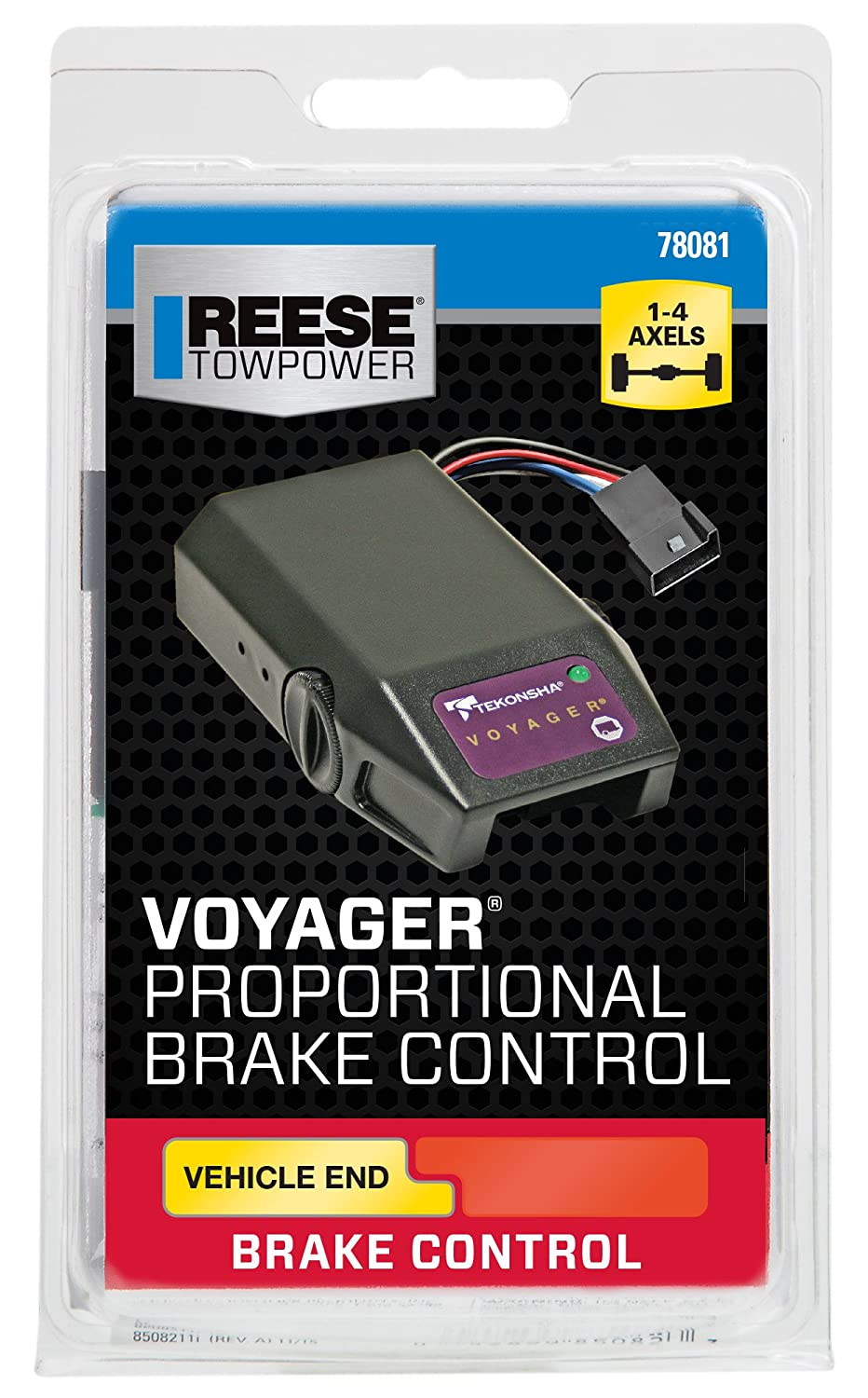 Tekonsha Voyager Brake Controller Review Best 2017 9030 Wiring Diagram Fine Gallery Electrical 39510 Etrailer You