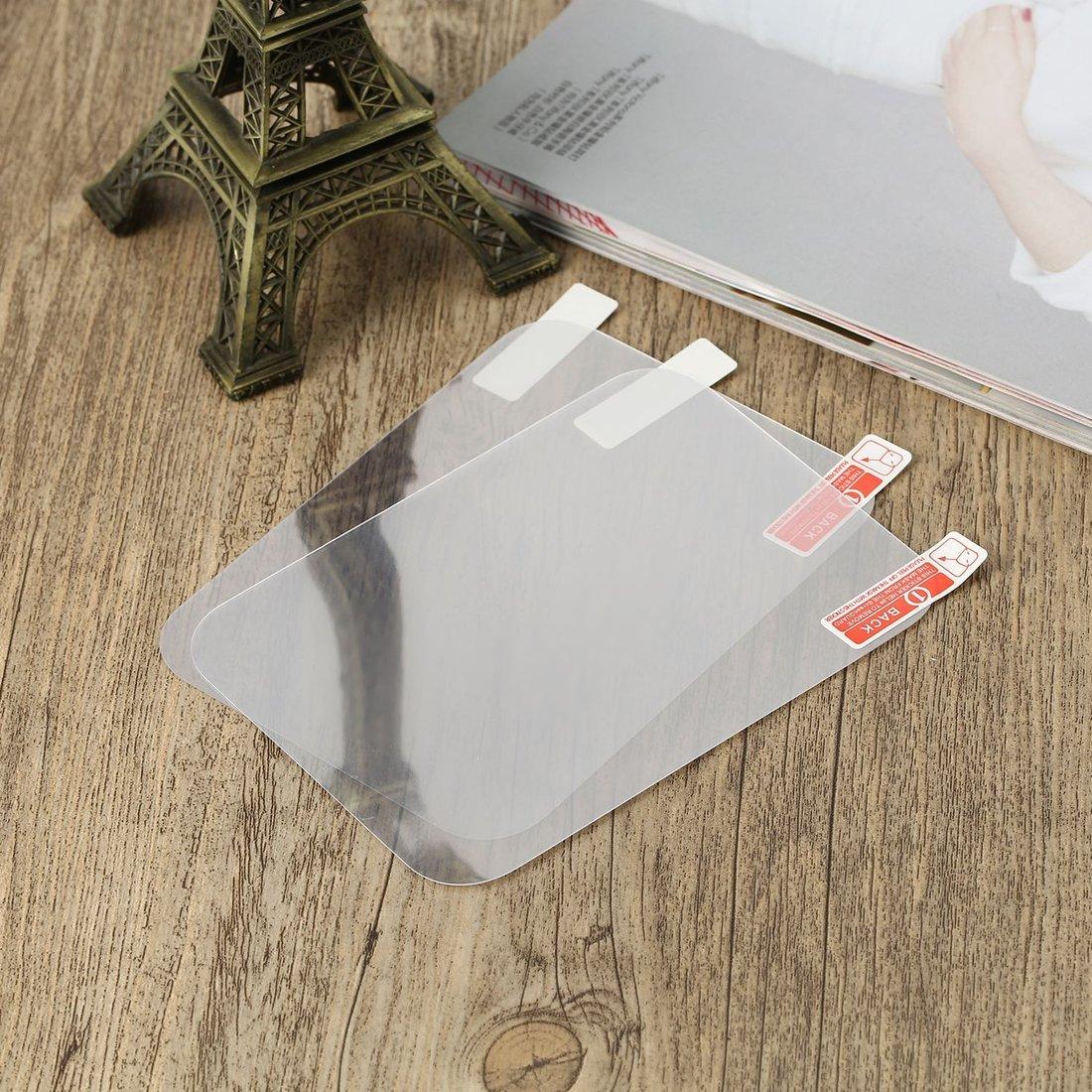 2 Pcs Affichage tê te-haute Films exclusifs Film ré flé chissant Outils de navigation GPS (Couleur: transparent) (Taille: 12 * 9cm) Dailyinshop