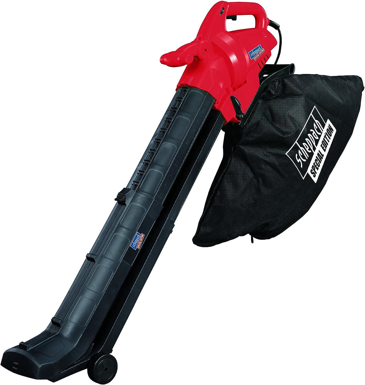 Scheppach aspiradora de hojas/230 V 50 hz para instrumentos de viento metal LBH3800E 2,8 kW, 5911001901: Amazon.es: Bricolaje y herramientas
