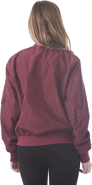 Khanomak Long Sleeve Light Weight Bomber Jacket