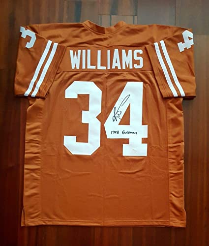 Image Unavailable. Image not available for. Color  Ricky Williams  Autographed Signed Jersey ... b0826d868
