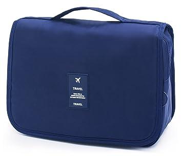 4d74755c6d93 Hanging Toiletry Bag Portable Travel Makeup Cosmetic Bag Waterproof  Bathroom Organizer Pouch For Women   Men