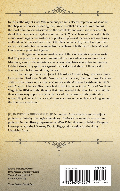 The spirit divided memoirs of civil war chaplains the confederacy the spirit divided memoirs of civil war chaplains the confederacy jr john w brinsfield 9780865549647 amazon books thecheapjerseys Gallery