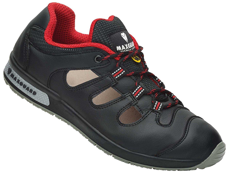 Maxguard D190 DYLAN Sandale Sandale Sandale Arbeitssandale Sicherheitssandale schwarz S1P ESD (40) 584dcd