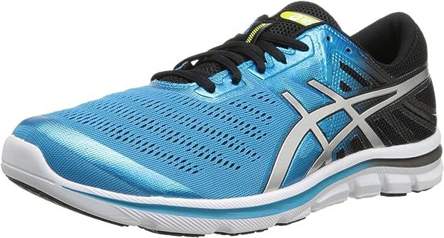 Asics – Zapatillas de Running para Hombre Gel-Electro33, Color Azul, Talla 45,5 EU: Amazon.es: Zapatos y complementos