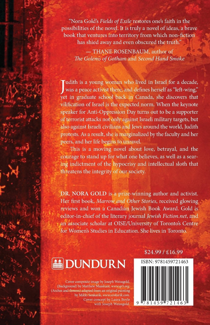 Fields of Exile: Nora Gold: 9781459721463: Amazon com: Books