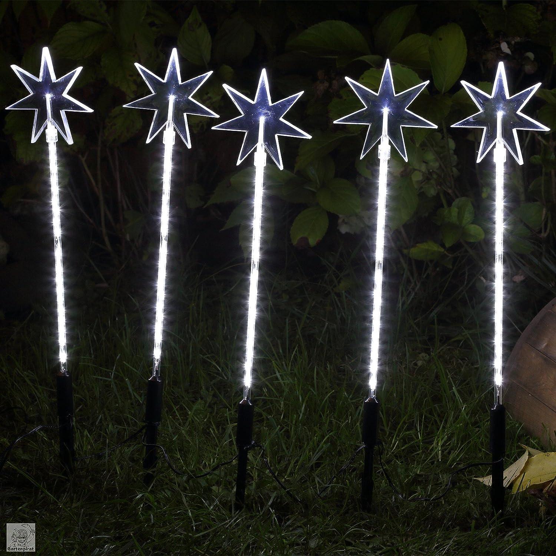 81Ewy6-tqiL._SL1500_ Schöne Led Eiszapfen Lichterkette Mit Schneefall Effekt Dekorationen