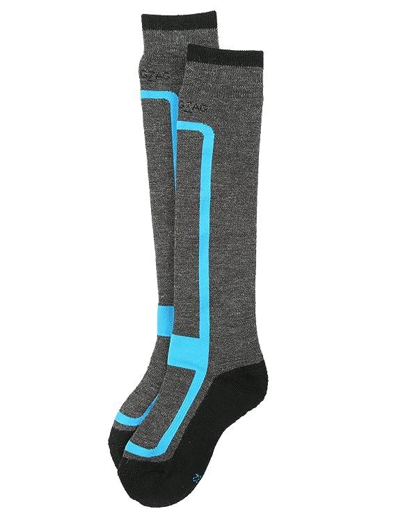 Ultrasport Zigzag Williams - Calcetines de esquí para niños, Pack de 2: Amazon.es: Deportes y aire libre