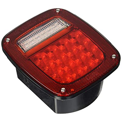 Grote G5082 Stop Tail and Turn Signal Lamp: Automotive