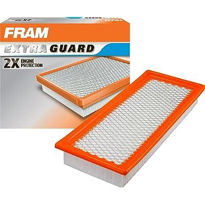 FRAM CA10170 Extra Guard Flexible Rectangular Panel Air Filter: Automotive