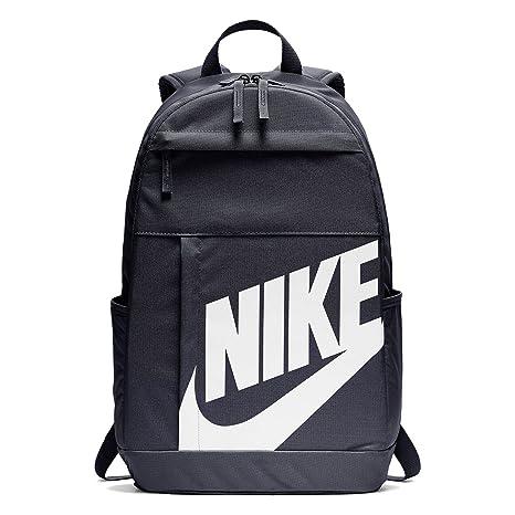 get new detailed images check out NK ELMNTL BKPK - 2.0 21 Liters Blue/White Backpack: Amazon ...