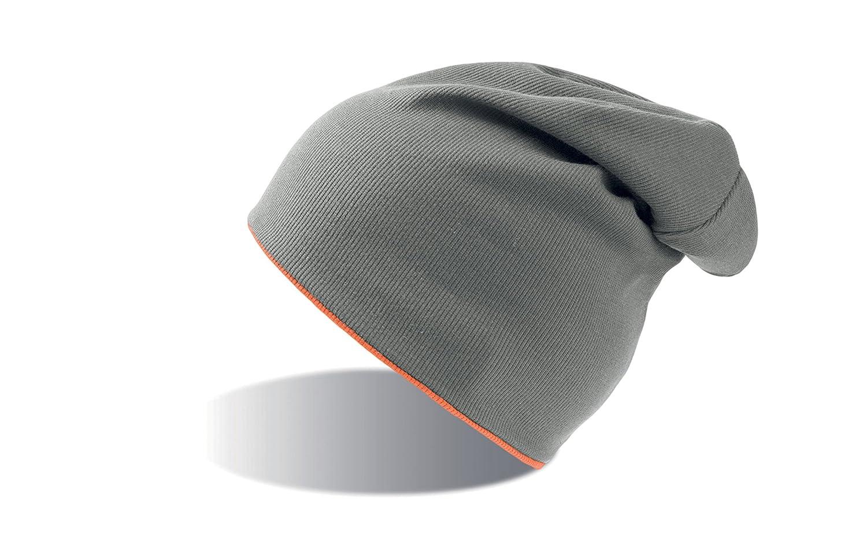 SPORTY-3 - beidseitig tragbar - oversized Long Beanie - Baumwollmütze für Damen und Herren!