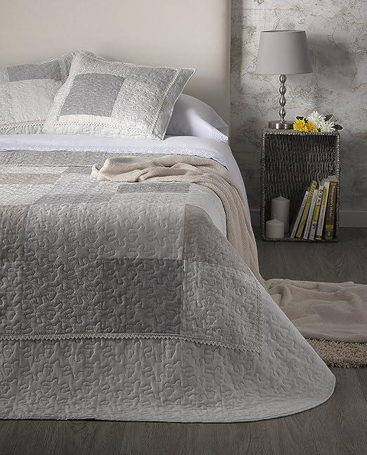 atenas home textile Colcha bouti 100% Algodon Patchwork Modelo ...