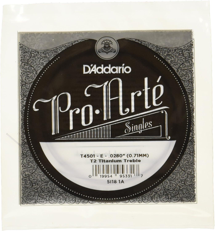 Daddario T4501Normal - Cuerda guitarra española