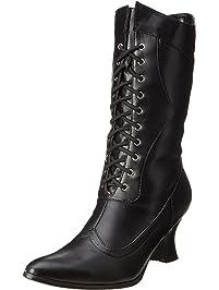 e1e94dbfc5b Ellie Shoes Women s 253 Amelia Victorian Boot