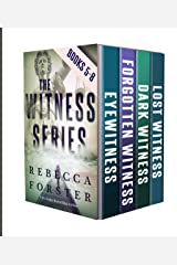 The Witness Series: Books 5-8 Kindle Edition
