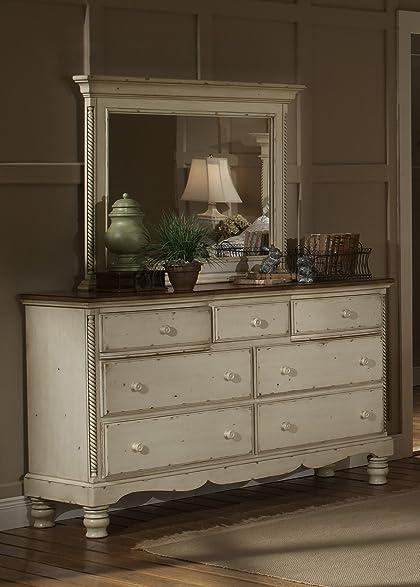 Hillsdale House Furniture Wilshire Antique Mirror